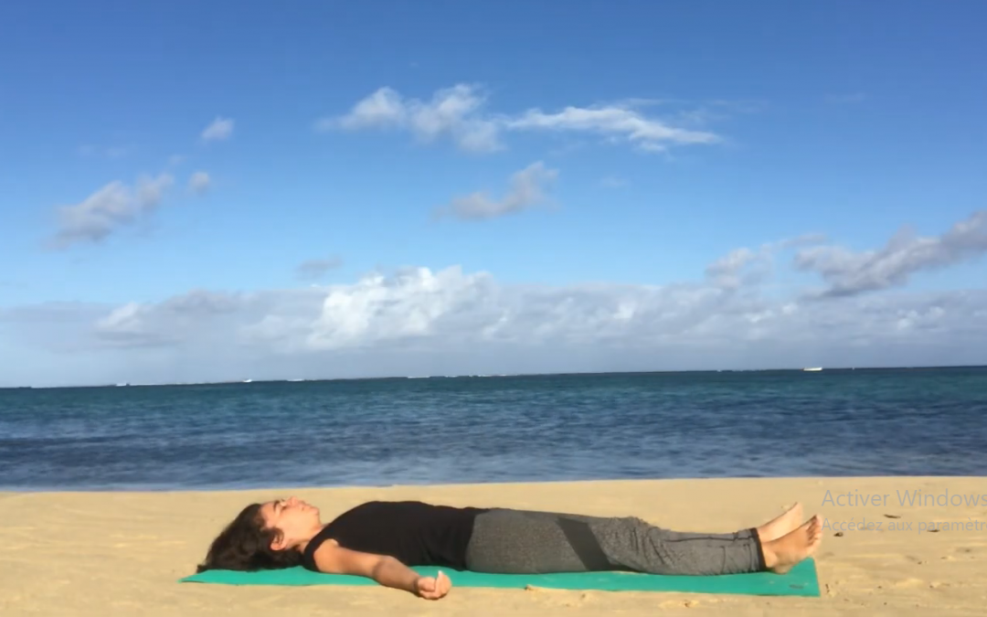 L'intégration, étape clé de votre séance de yoga