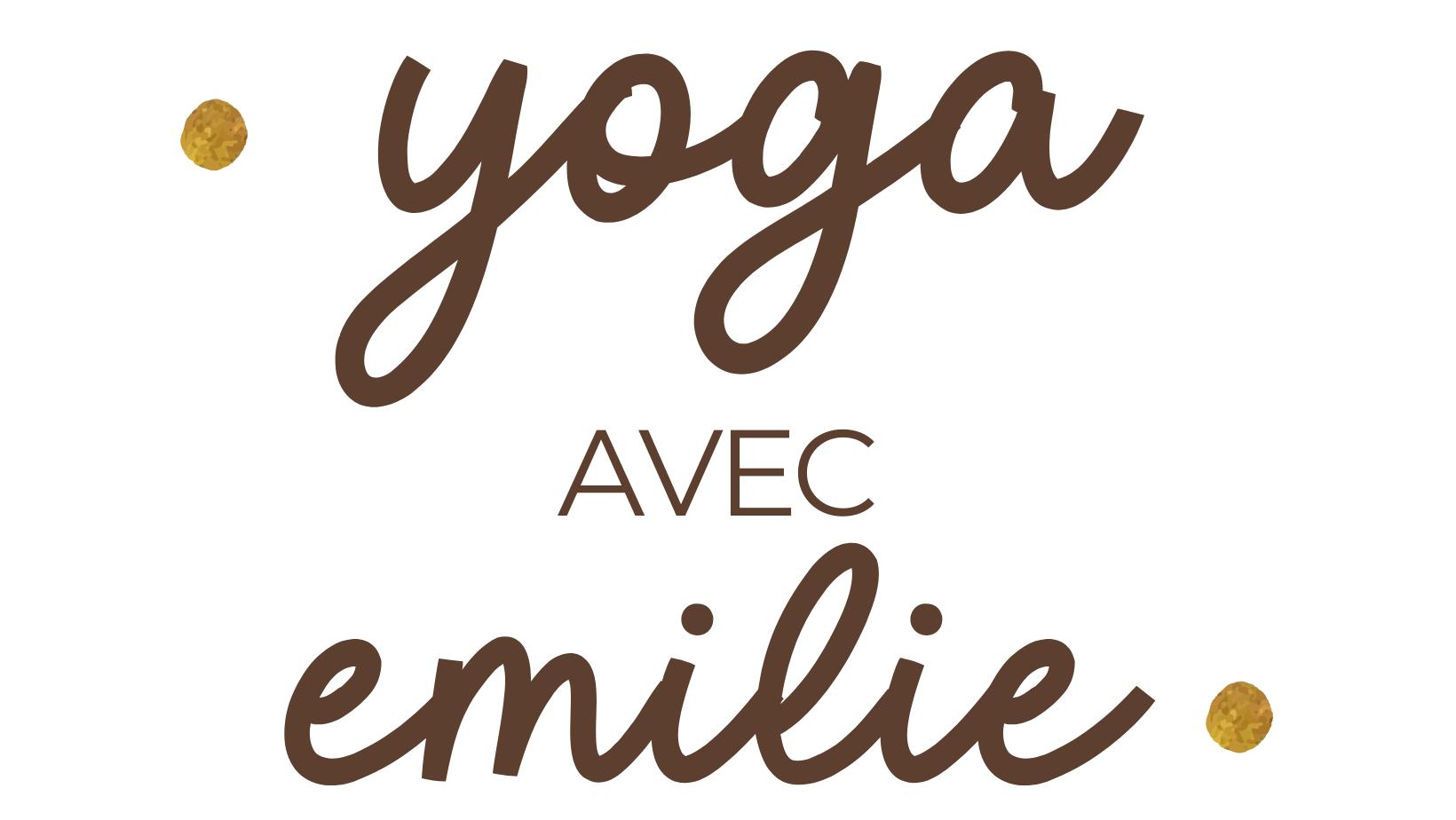 Yoga avec Emilie