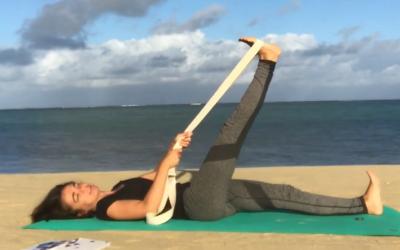 La posture de yoga qui vous est incontournable